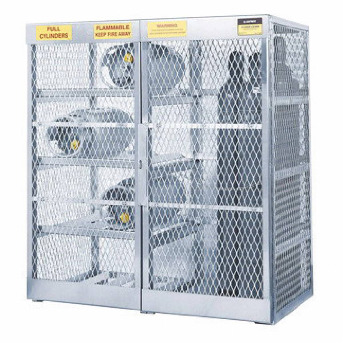 Store Home Template Vj 98 Pipe Stand Ridgid 56657 Justrite 60 X 65 32 Aluminum Vertical 10 Cylinder Horizontal 8 Combo Storage Locker With 1 Manual Close Door And 3 Shelves For Flammables